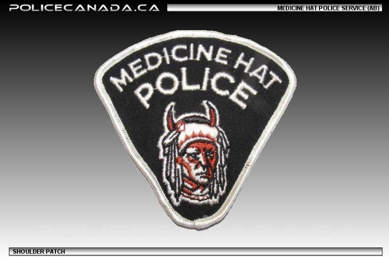 Medicine Hat (AB) Canada  city pictures gallery : MEDICINE HAT POLICE SERVICE AB