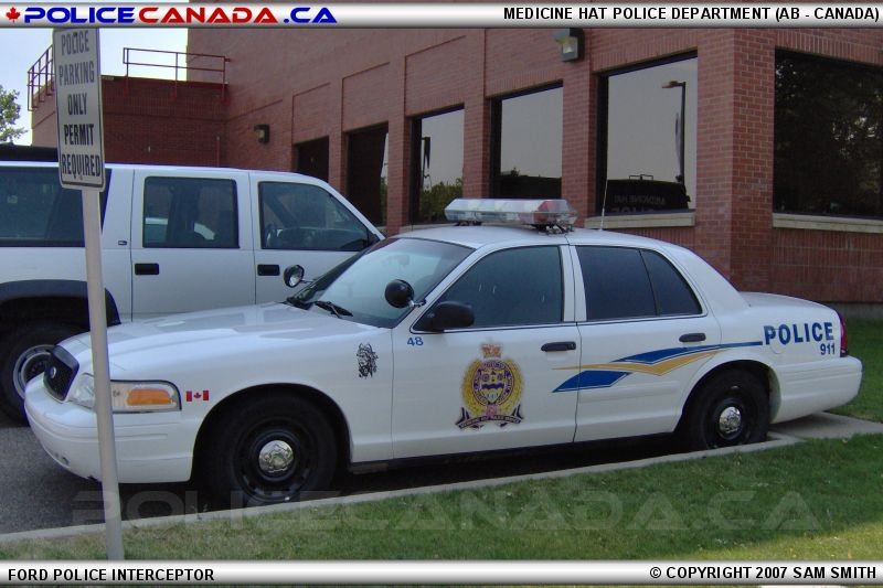 Medicine Hat (AB) Canada  city photo : MEDICINE HAT POLICE SERVICE AB