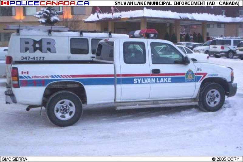 Sylvan Lake (AB) Canada  city pictures gallery : SYLVAINLAKE MUNICIPAL ENFORCEMENT AB