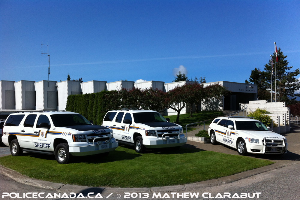 Police Canada British Columbia