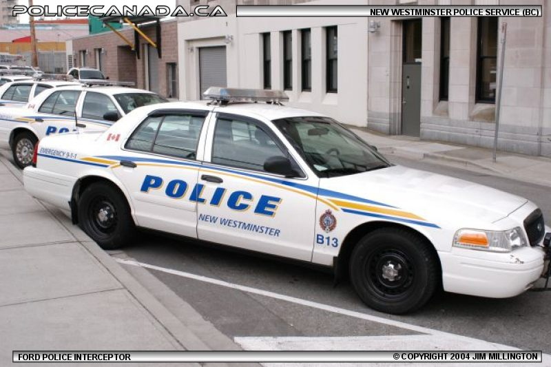 New Westminster (BC) Canada  City new picture : NEW WESTMINSTER POLICE DEPARTMENT BC