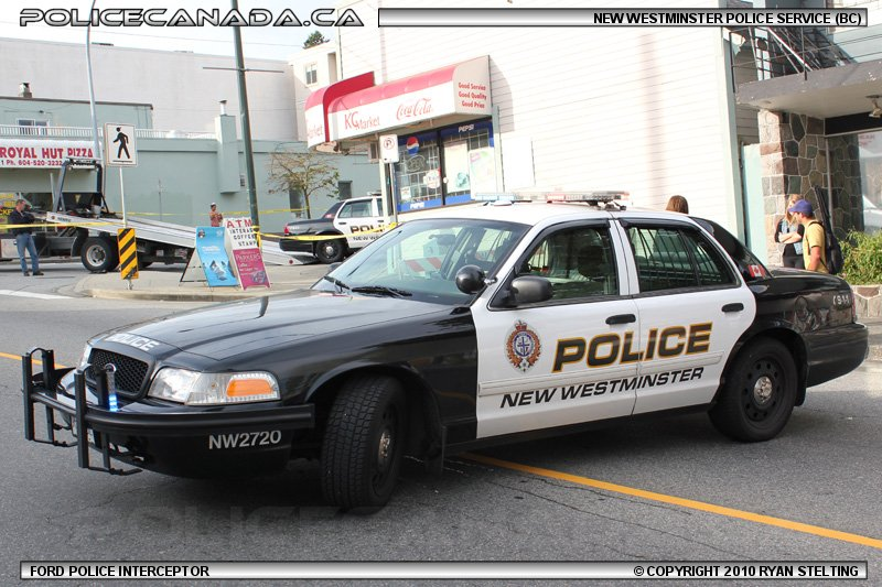 New Westminster (BC) Canada  city pictures gallery : NEW WESTMINSTER POLICE DEPARTMENT BC