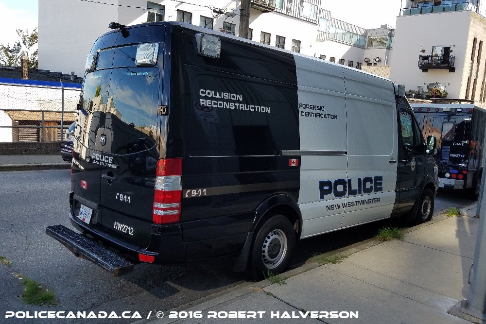 New Westminster (BC) Canada  city photos gallery : NEW WESTMINSTER POLICE DEPARTMENT BC