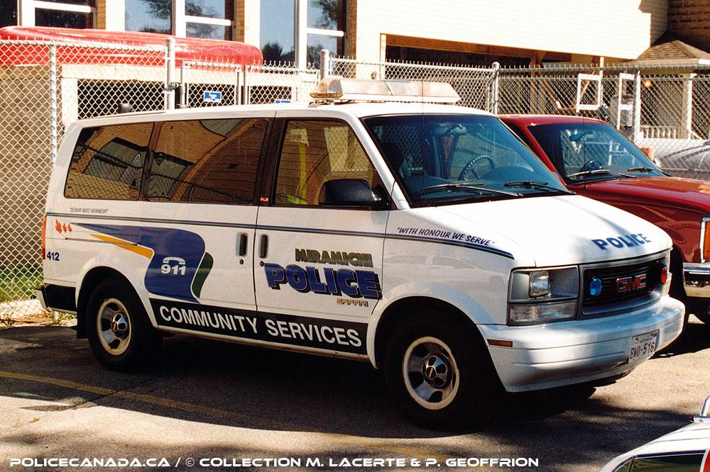 Miramichi (NB) Canada  City new picture : MIRAMICHI POLICE FORCE FORCE POLICIÈRE DE MIRAMICHI NB
