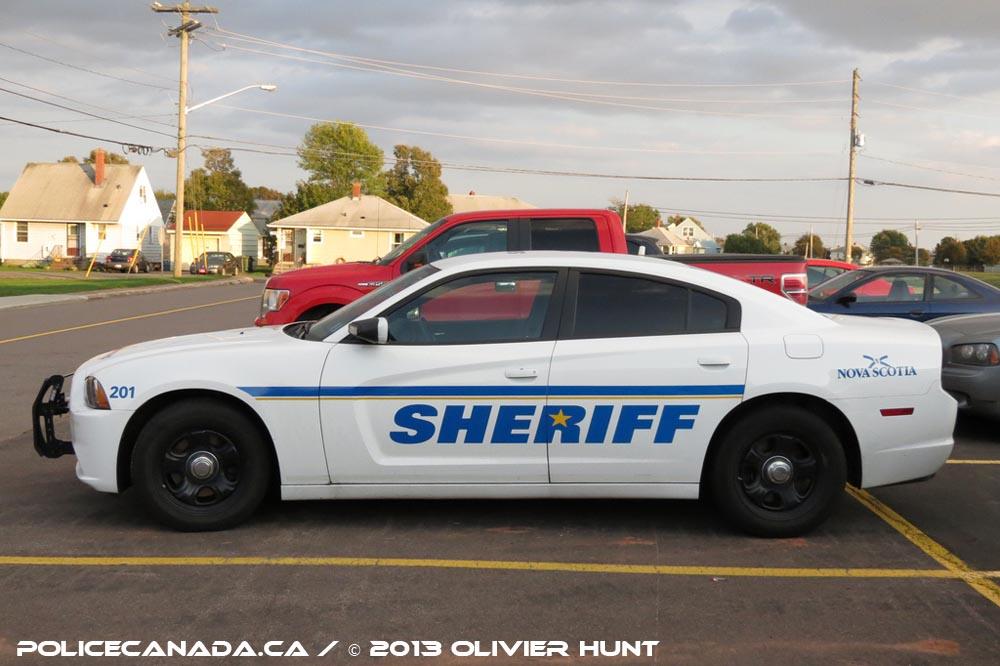Police Canada Nova Scotia