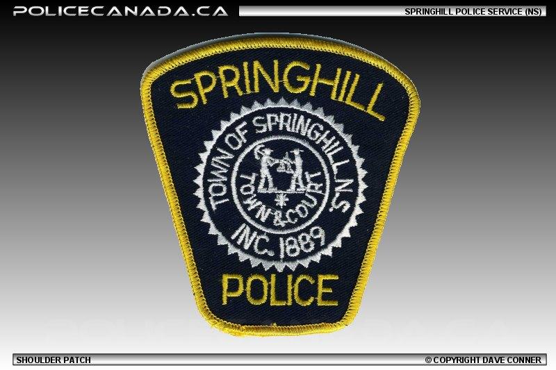POLICE CANADA - NOVA SCOTIA: http://policecanada.ca/policeca/ns/springhill/index.html
