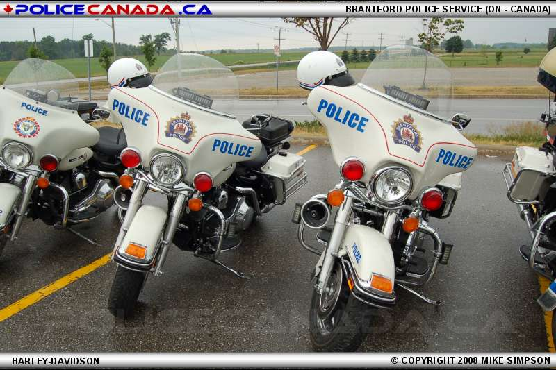 Brantford (ON) Canada  City pictures : BRANTFORD POLICE SERVICE ON