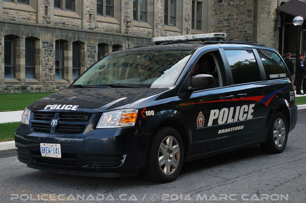 Brantford (ON) Canada  city pictures gallery : BRANTFORD POLICE SERVICE ON