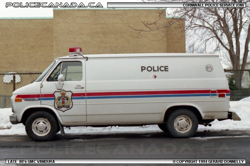 Cornwall (ON) Canada  city photo : CORNWALL POLICE SERVICE ON
