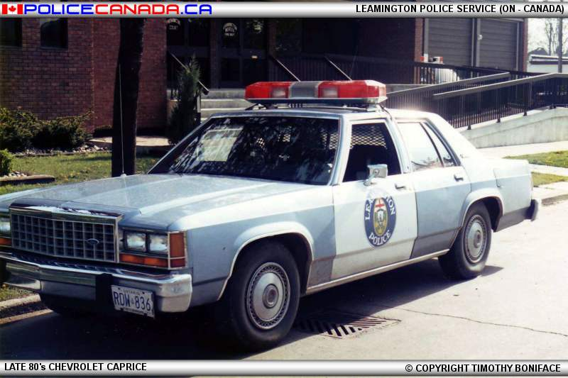 Leamington (ON) Canada  City new picture : LEAMINGTONPOLICE SERVICE ON