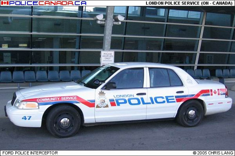 Images Of Canada Police Cars