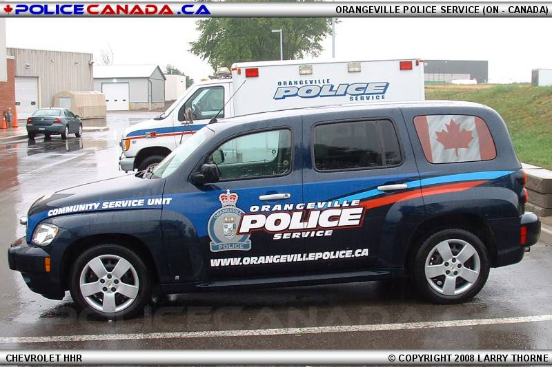 Orangeville (ON) Canada  City new picture : ORANGEVILLEPOLICE SERVICE ON
