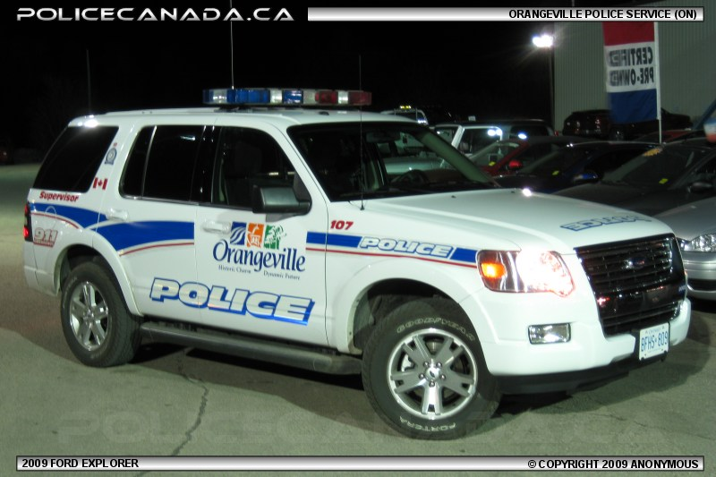 Orangeville (ON) Canada  city images : ORANGEVILLEPOLICE SERVICE ON