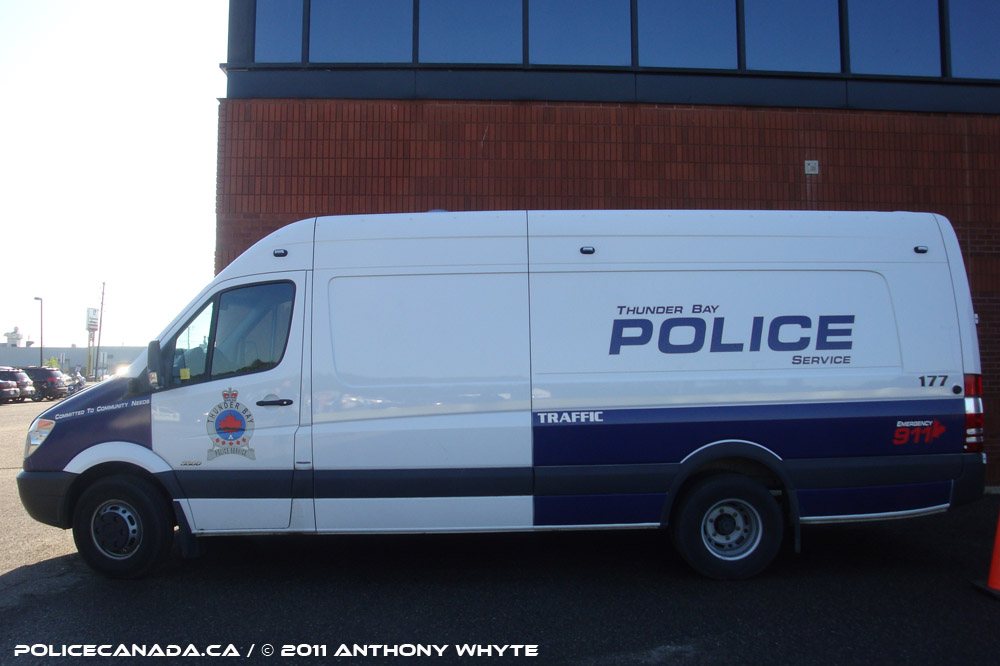 Thunder Bay (ON) Canada  city photo : THUNDER BAY POLICE SERVICE ON