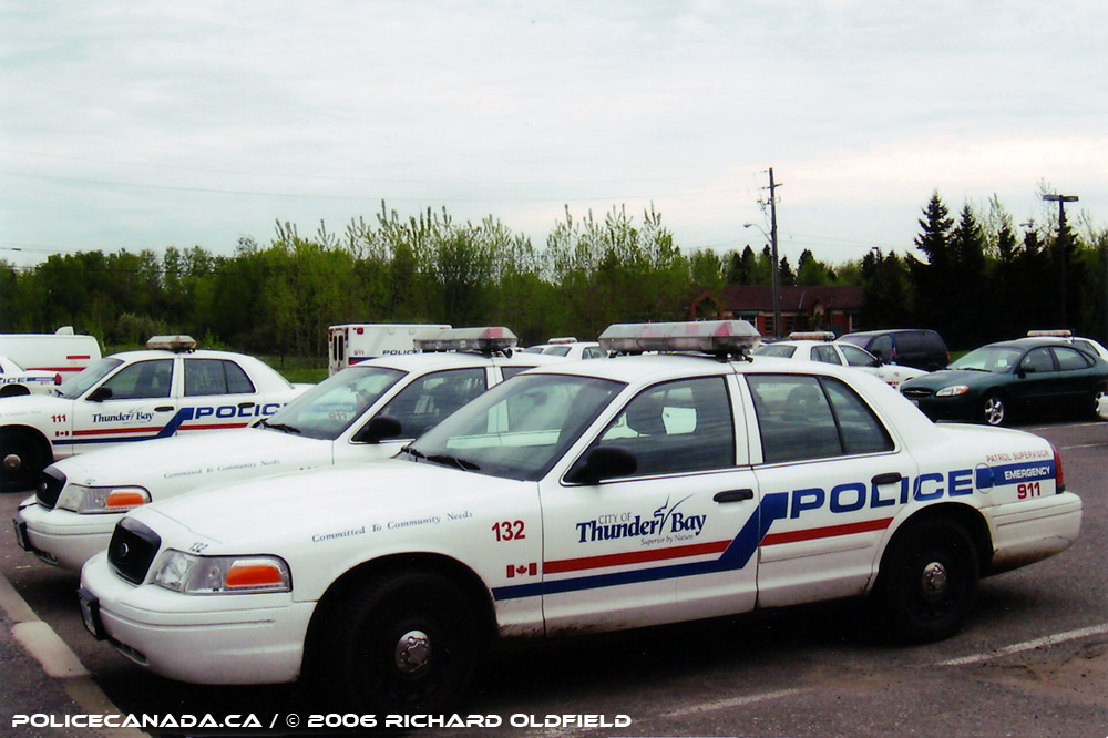 Thunder Bay (ON) Canada  city photos : THUNDER BAY POLICE SERVICE ON