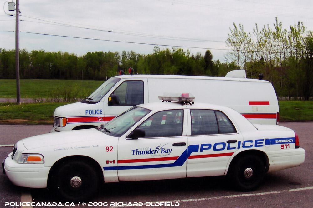 Thunder Bay (ON) Canada  city photo : THUNDER BAY POLICE SERVICE ON