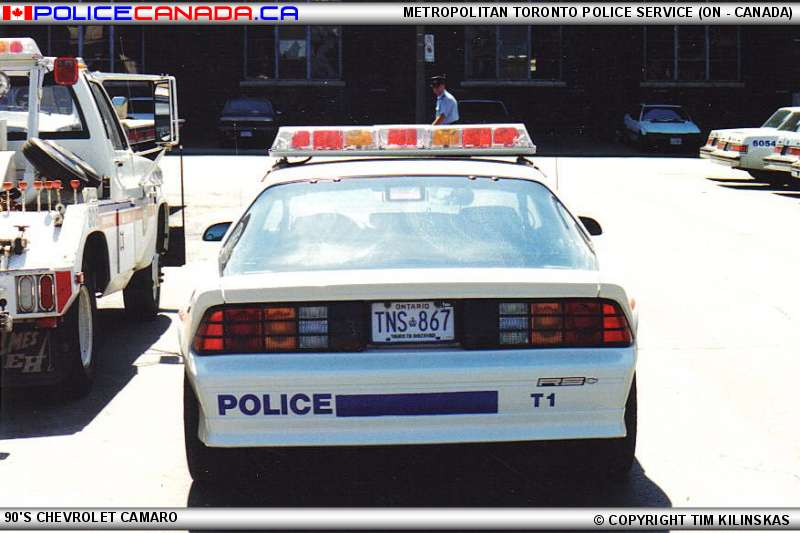 On' On  >> POLICE CANADA - ONTARIO