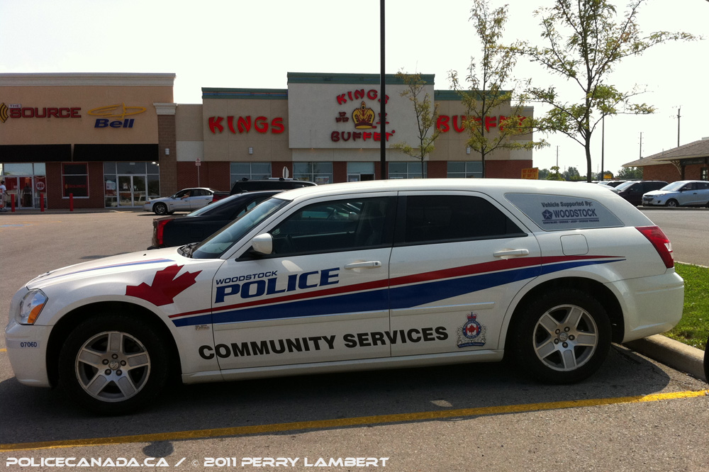 Woodstock (ON) Canada  City new picture : WOODSTOCK POLICE SERVICE ON