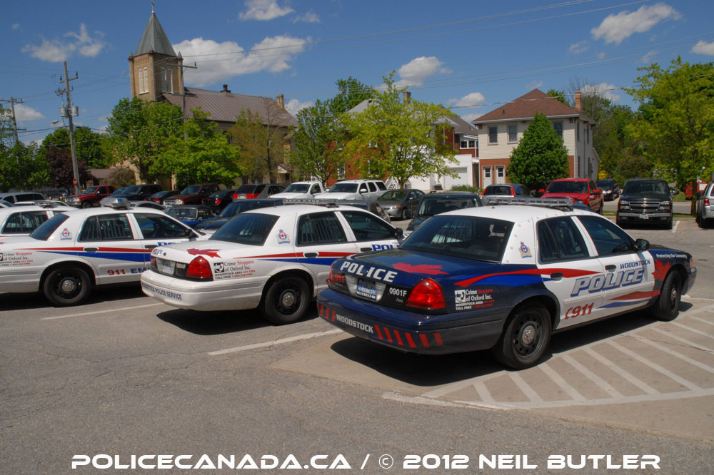 Woodstock (ON) Canada  city photos gallery : WOODSTOCK POLICE SERVICE ON