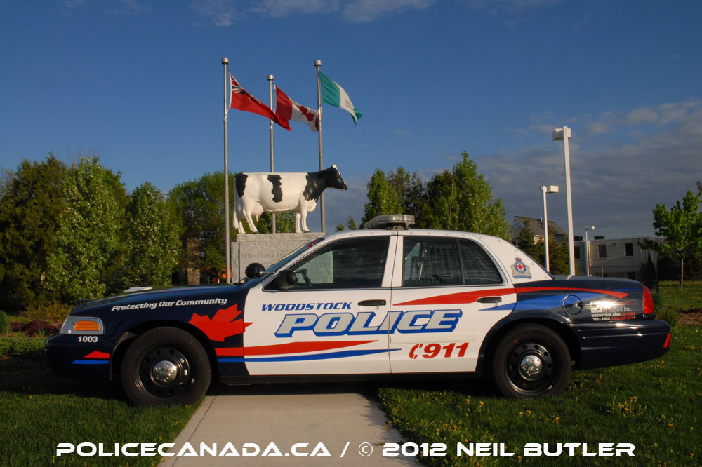 Woodstock (ON) Canada  city photo : WOODSTOCK POLICE SERVICE ON