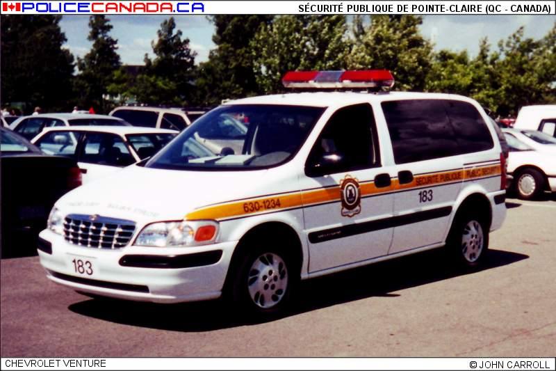 Pointe Claire (QC) Canada  city photo : SECURITE PUBLIQUE DE POINTE CLAIRE QC