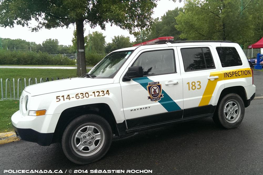 Pointe Claire (QC) Canada  city pictures gallery : SECURITE PUBLIQUE DE POINTE CLAIRE QC