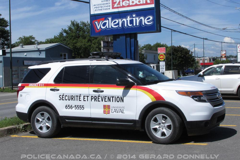 Police Canada Quebec