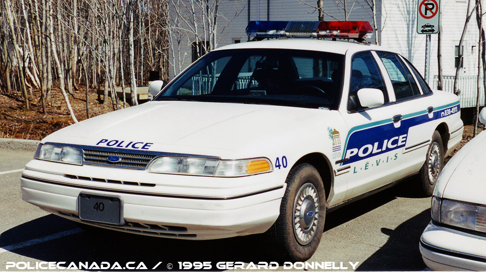 Levis (QC) Canada  city images : Mergedwith Lévis Police Service on January 1st, 2002 Fusionné ...