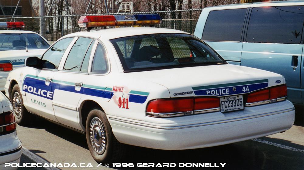 Levis (QC) Canada  city images : SERVICE DE POLICEVILLE DE LEVIS QC