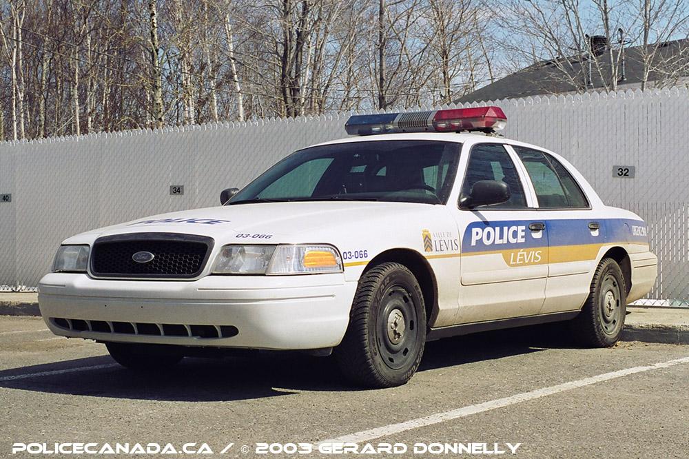 Levis (QC) Canada  city photos gallery : SERVICE DE POLICEVILLE DE LEVIS QC