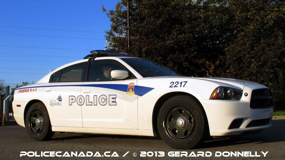 POLICE CANADA - QUEBEC