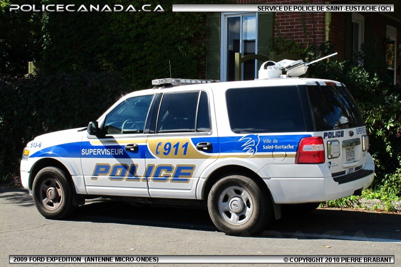 Police canada quebec for Domon saint eustache qc