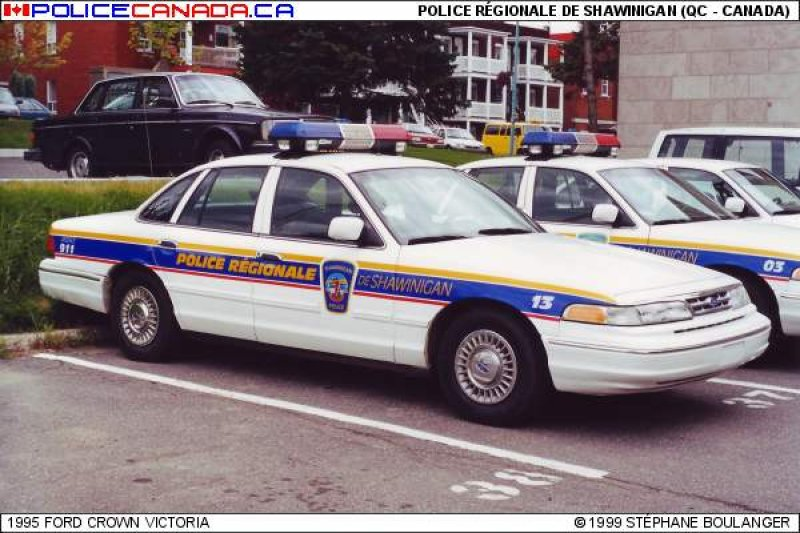 Shawinigan (QC) Canada  city photos : POLICE REGIONALE DE SHAWINIGAN QC