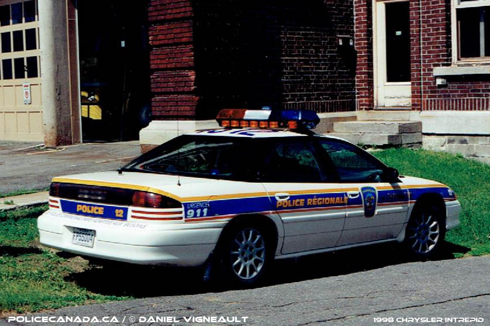 Shawinigan (QC) Canada  City new picture : POLICE REGIONALE DE SHAWINIGAN QC