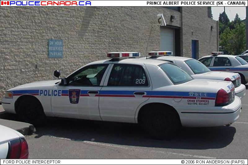 Prince Albert (SK) Canada  City pictures : PRINCE ALBERT POLICE SERVICE SK
