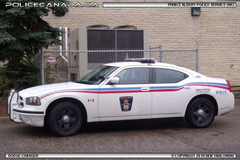 Prince Albert (SK) Canada  City new picture : PRINCE ALBERT POLICE SERVICE SK