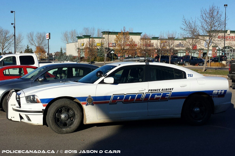 Prince Albert (SK) Canada  City new picture : PRINCE ALBERT POLICE SERVICE SK