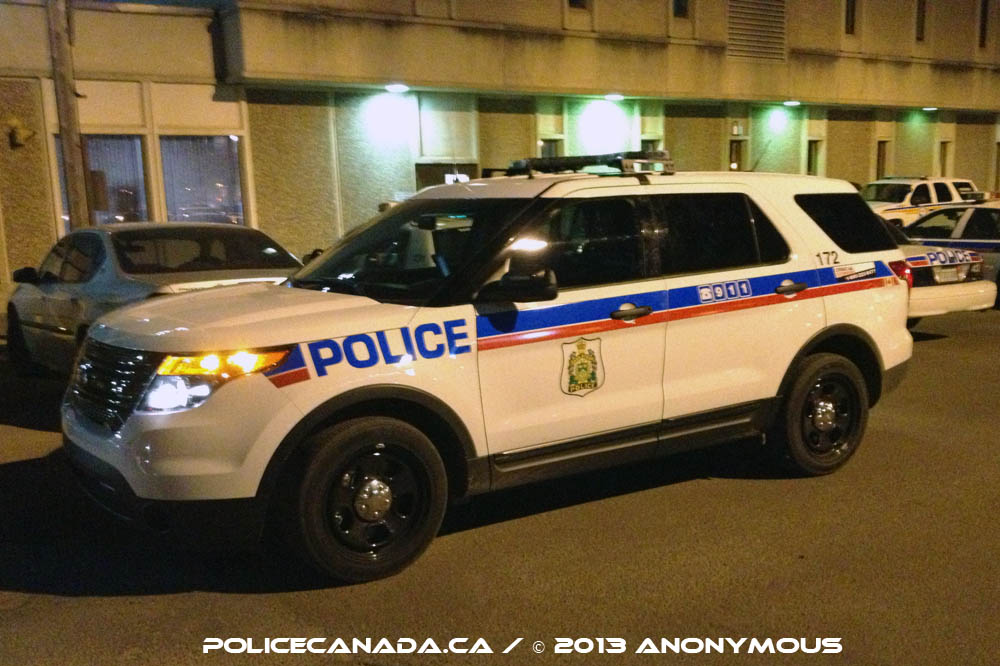 Police Canada Saskatchewan